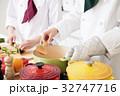 料理 キッチン 調理の写真 32747716
