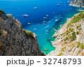 カプリ島の海 32748793