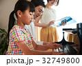 ピアノレッスン 親子 32749800