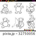くま クマ 熊のイラスト 32750056