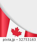 Canadian flag background. Vector illustration. 32753163