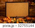 コルクボード メッセージボード ハロウィンの写真 32755144