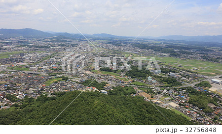 福岡県飯塚市(旧穂波町)の住友忠隈炭鉱(ドローンで空撮) 32756848