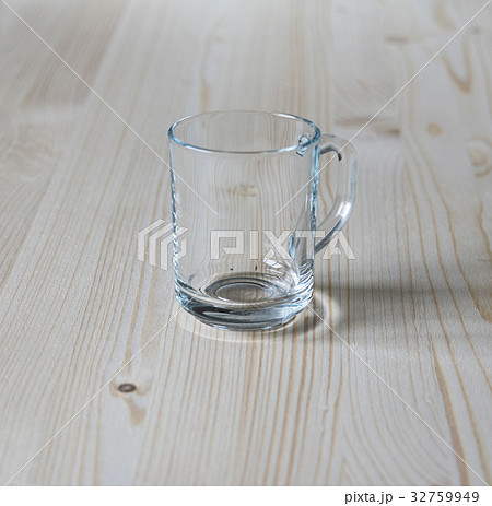 Glass mugの写真素材 [32759949] - PIXTA