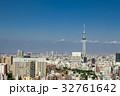 スカイツリー 電波塔 東京都の写真 32761642