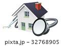住宅 住居 家のイラスト 32768905
