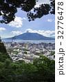 市街地 桜島 鹿児島市の写真 32776478