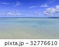 竹富島 コンドイビーチ 海の写真 32776610