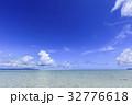 竹富島 コンドイビーチ 海の写真 32776618