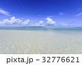 竹富島 コンドイビーチ 海の写真 32776621