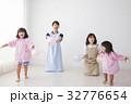 人物 保育園 園児の写真 32776654