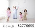 人物 保育園 園児の写真 32776655