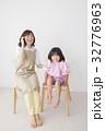 人物 子供 女の子の写真 32776963