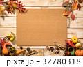 コルクボード メッセージボード ハロウィンの写真 32780318