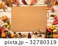 コルクボード メッセージボード フレームの写真 32780319