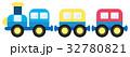 機関車 おもちゃ 玩具のイラスト 32780821