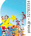夏祭りのポスター 32783354