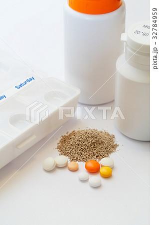 サプリメントの写真素材 [32784959] - PIXTA