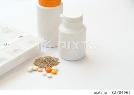 サプリメントの写真素材 [32784962] - PIXTA
