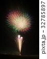 花火 花火大会 打ち上げ花火の写真 32785897