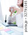 ビジネス デスク デザイン 32791585