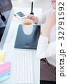 ビジネス デスク デザイン 32791592