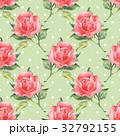 フローラル 花 水彩画のイラスト 32792155