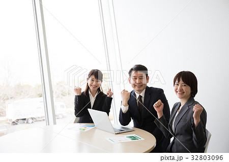 打合せ ビジネスイメージ  32803096