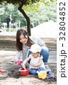 母親 育児  32804852