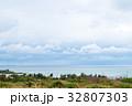 残波岬 沖縄 海の写真 32807303