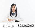 女子高生 高校生 学生の写真 32808202