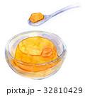 水彩イラスト 食品 ゼリー 32810429