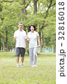 シニア 人物 夫婦の写真 32816018
