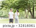 シニア 人物 夫婦の写真 32816061