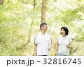 シニア 人物 夫婦の写真 32816745