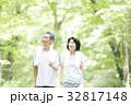 シニア 人物 夫婦の写真 32817148