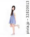 若い女性 ファッション ポートレート 32820013