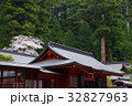 二荒山神社 日光二荒山神社 桜の写真 32827963