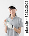 ゴルファー 女性 若いの写真 32828202