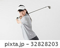ゴルファー 女性 若いの写真 32828203
