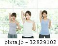 フィットネス フィットネスジム 女性の写真 32829102
