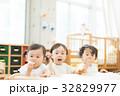 保育園 保育所 乳幼児の写真 32829977