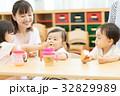 保育園 保育所 乳幼児の写真 32829989