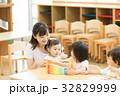保育園 保育所 乳幼児の写真 32829999