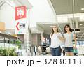空港 人物 女性の写真 32830113
