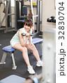 フィットネスジム 女性 スポーツジムの写真 32830704
