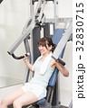 フィットネスジム 女性 スポーツジムの写真 32830715