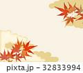 紅葉 秋 楓のイラスト 32833994