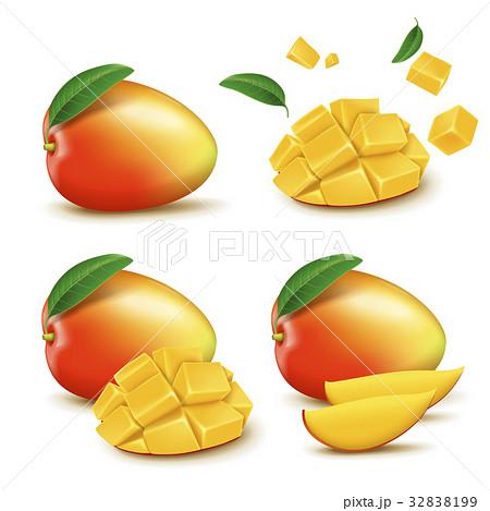 Fresh mango design 32838199