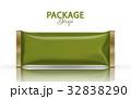 3Dイラスト 袋 容器のイラスト 32838290